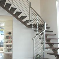 25+ best ideas about Steel Railing on Pinterest