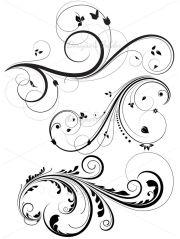 ideas swirl tattoo