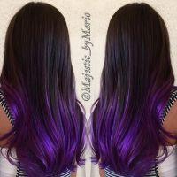 17 Best ideas about Purple Hair on Pinterest   Different ...