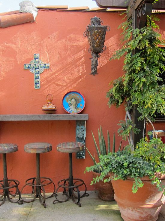 25 Best Ideas About Mexican Patio On Pinterest Spanish Patio