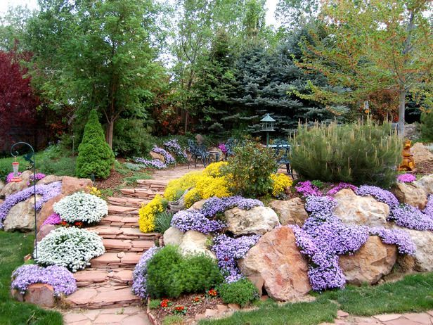 17 Best Images About Rock Garden Ideas On Pinterest Garden Ideas