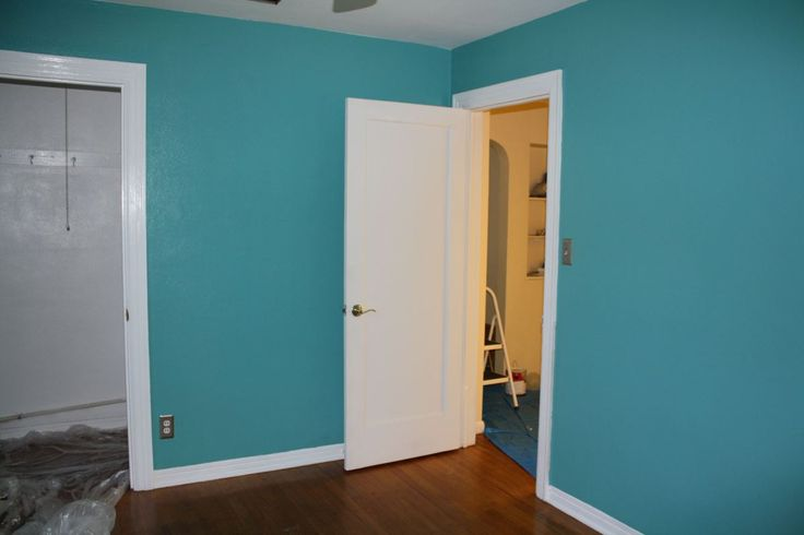 Behr Teal Zeal Emma Pinterest Colors We And