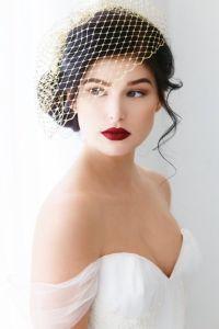 Best 25+ Birdcage veils ideas on Pinterest | Wedding ...