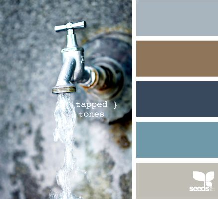 next week im going to finally paint my bathroom!!!  the light blue on top for th