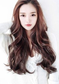 25+ best ideas about Long asian hairstyles on Pinterest ...