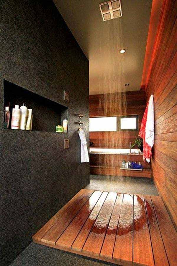 17 Best Ideas About Rain Shower Bathroom On Pinterest