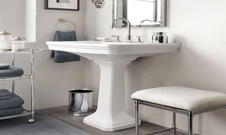 17 Best ideas about Restoration Hardware Bathroom on