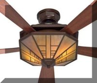 19 best Ceiling fans with lights, Mission - Arts and ...
