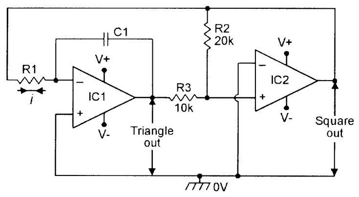 1khz ir transmitter circuit electronic circuits and diagram