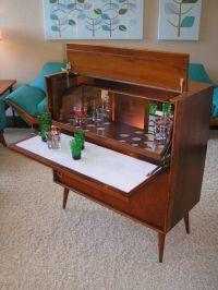 MCM Bar Credenza | Mid-Century Living | Pinterest | Modern ...