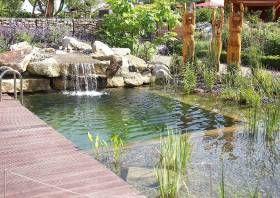 FAQ – Welcher Unterschied besteht zwischen Schwimmteich und ko-Pool? [auch Bioschwimmbecken, Bio-Pool]