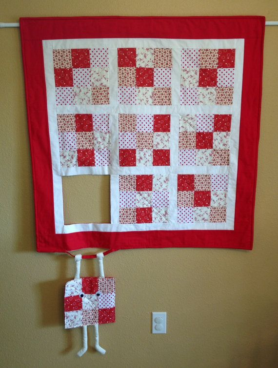 25+ Best Ideas about Quilted Wall Hangings on Pinterest