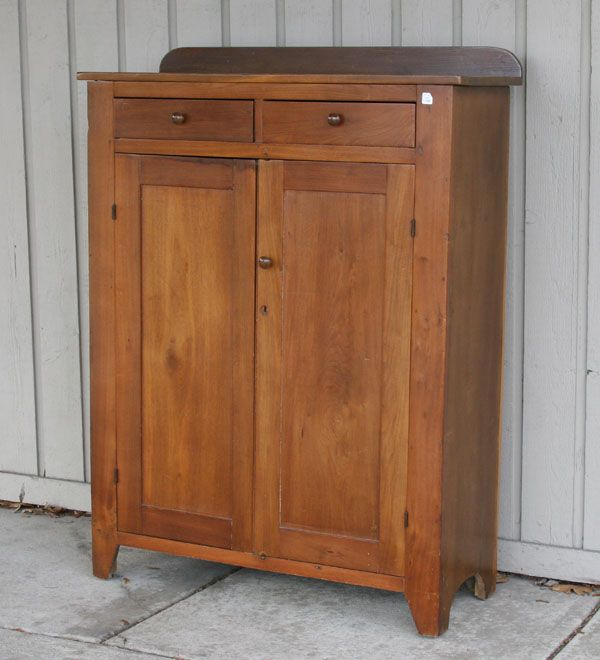 Jelly Cabinet Plans  WoodWorking Projects  Plans