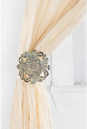 28 Best Images About Curtain Tie Backs On Pinterest Window