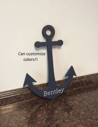 25+ best ideas about Anchor wall decor on Pinterest