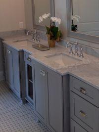 pebble grey bathroom cabinets - 28 images - kraftmaid ...