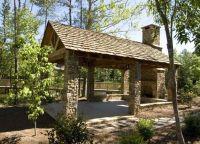 Small Backyard Pavilion Plans Ideas