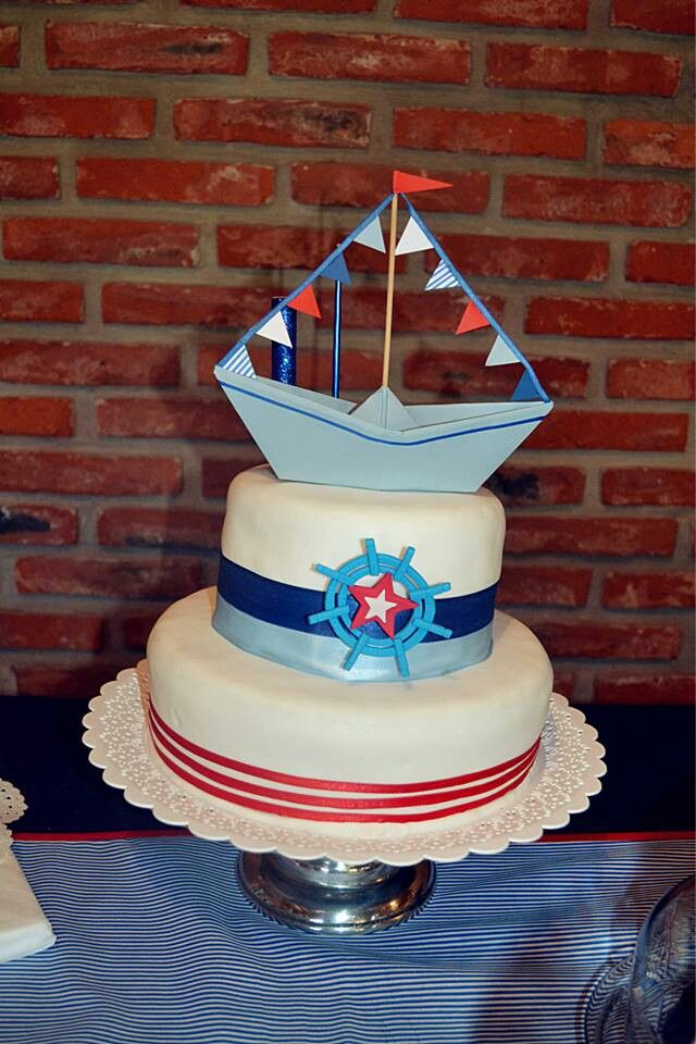 Torta Marinero Deco Partys Pinterest