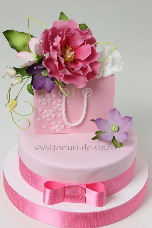 Happy Birthday Gift Cake Cakes Beautiful Cakes For The Occasions