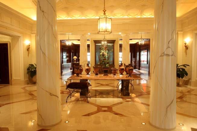 Constantine Villa Caesars Palace LV  Black Collar  Chapter Settings  Pinterest  Villas