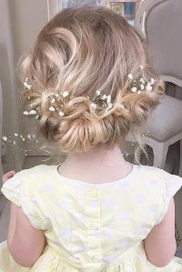 25+ best ideas about Kids Wedding Hairstyles on Pinterest ...