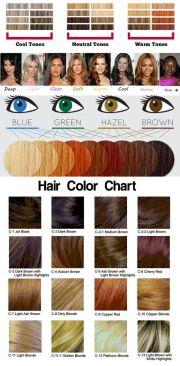 choose hair color