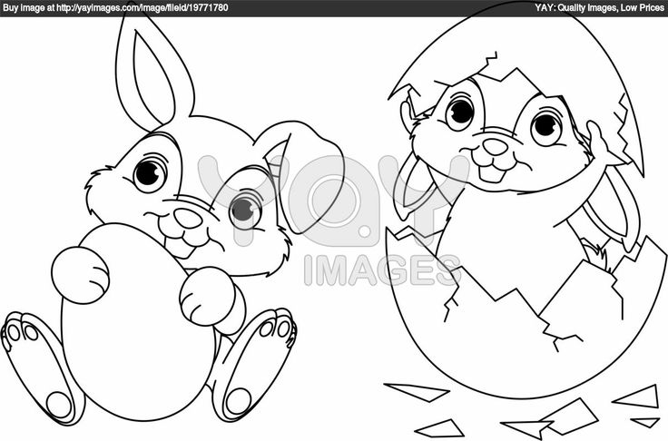 Baby Girl Bugs Bunny Coloring Page