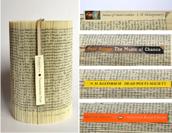 17 Best Images About Folded Books On Pinterest Christmas