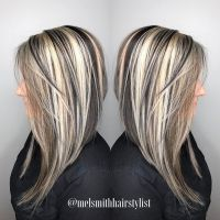 Frosted Hair Color Look Pictures to Pin on Pinterest ...