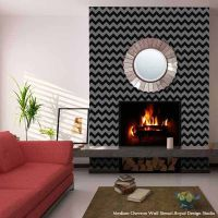 1000+ ideas about Herringbone Fireplace on Pinterest ...