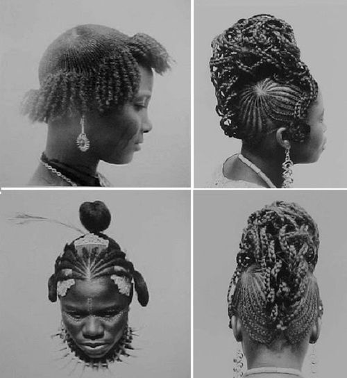 32 Best Images About Funky Ancient African Hairstyles On