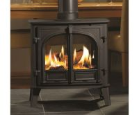 free standing wood fireplaces