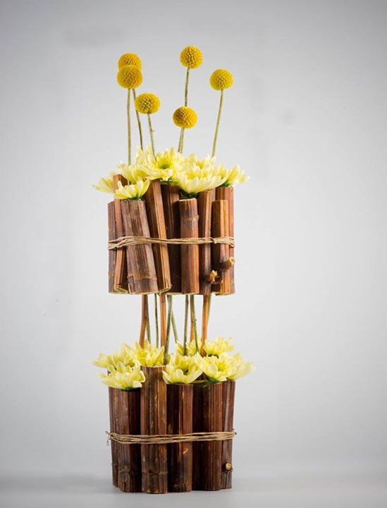 17 Best Images About Flowers Baskets Amp Wood On Pinterest