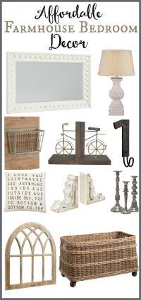 25+ best ideas about Farmhouse Bedroom Decor on Pinterest ...