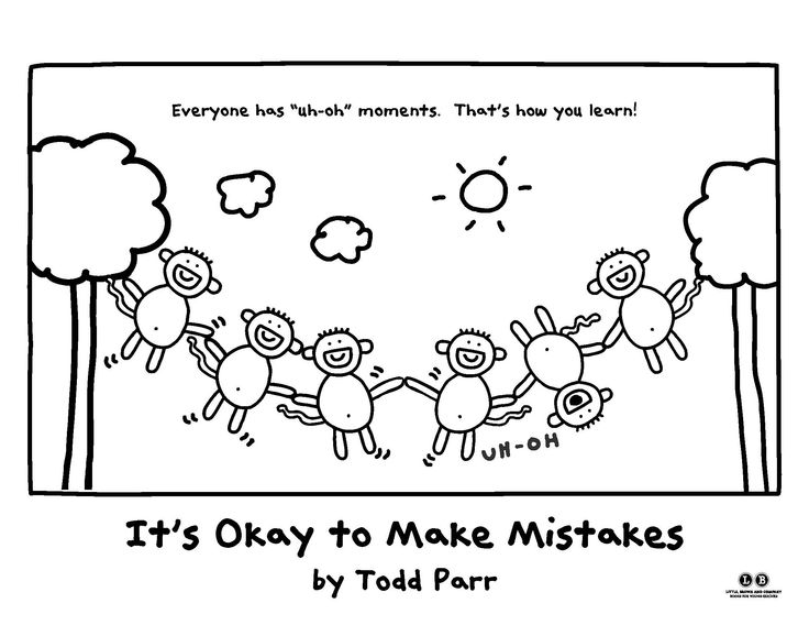 Make mistakes, Its okay and Colors on Pinterest