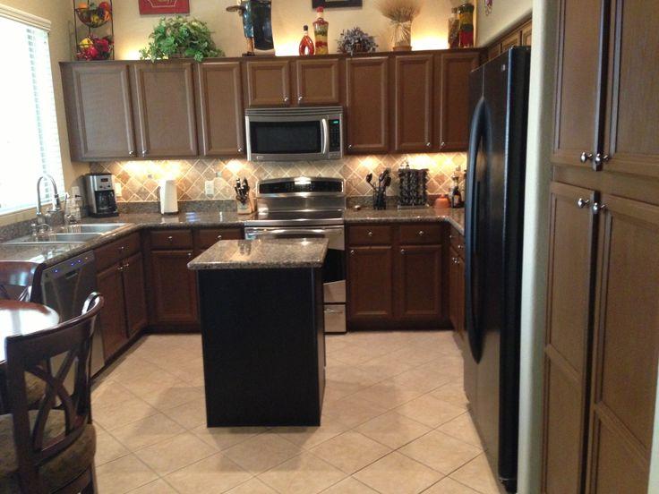 rustoleum kitchen cabinet kit reviews how to decorate transformations- gunstock   redo ...
