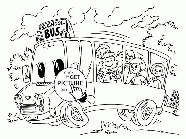 25+ best ideas about Cartoon School Bus on Pinterest