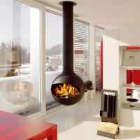 17 Best images about free standing fireplaces for Sea ...
