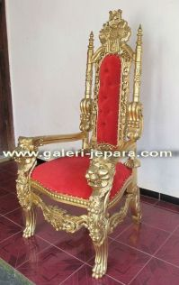 78 Best ideas about King Chair on Pinterest | Throne chair ...