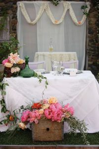 64 best images about Bride and Groom Tables on Pinterest ...