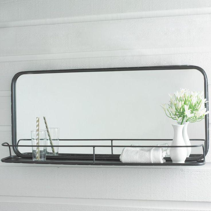 Best 25+ Mirror with shelf ideas on Pinterest