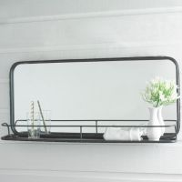 Best 25+ Mirror with shelf ideas on Pinterest