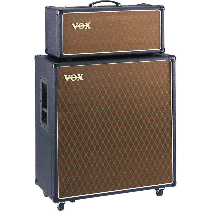 Vox Custom Classic  Amps  Pinterest  Brown Classic and