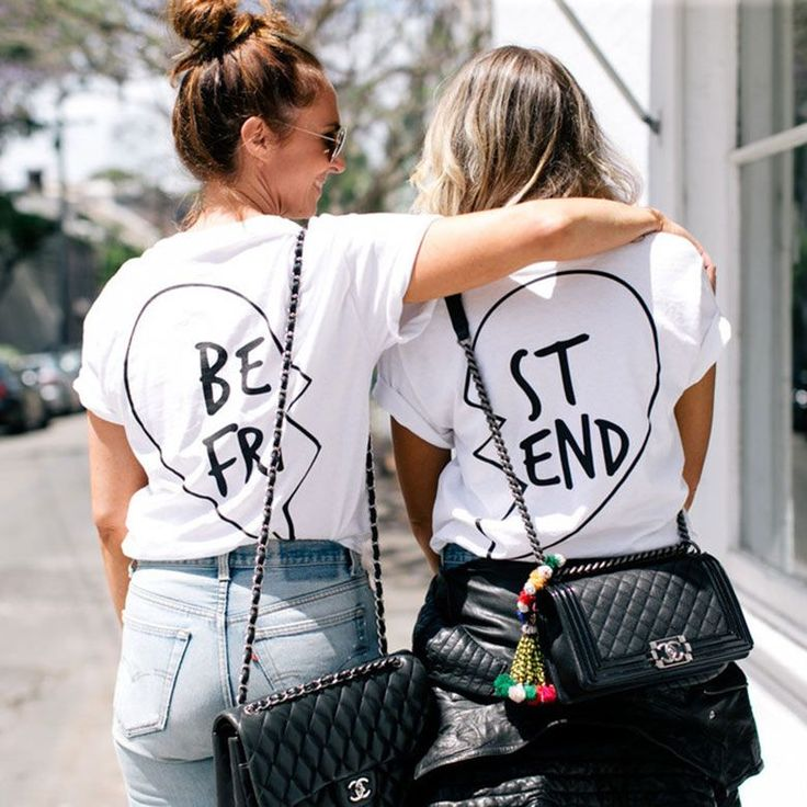 25 Best Ideas about Best Friend T Shirts on Pinterest  Bff shirts Best friend shirts and Best