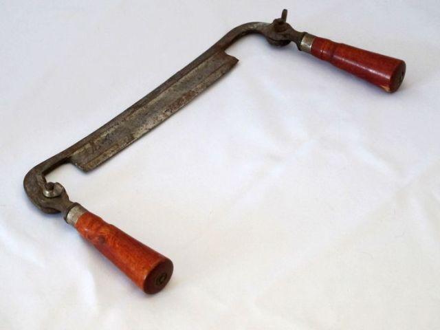Vintage draw knife / Vintage tools / Cutting tool / Wood cutting tool ...