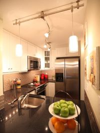Unique Kitchen Track Lighting Ideas | Track, High ceilings ...