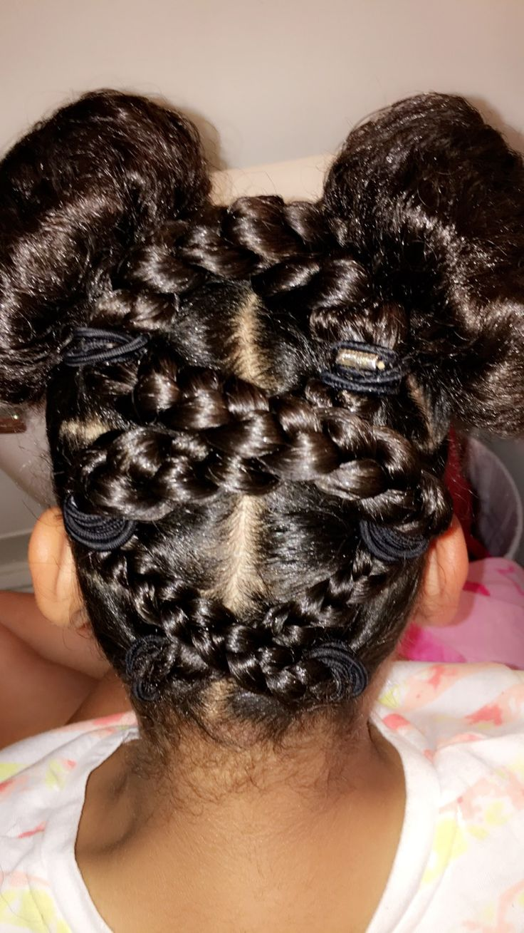 10 ideas about Mixed Girl Hairstyles on Pinterest  Mixed