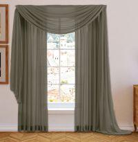 17 Best ideas about Scarf Curtains on Pinterest | Unique ...