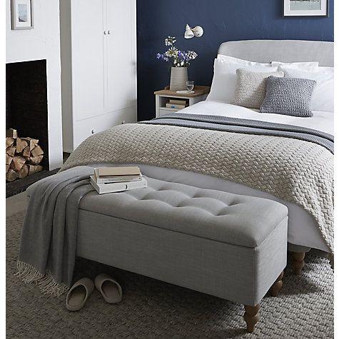 17 Best ideas about Bedroom Ottoman on Pinterest