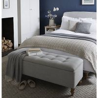 17 Best ideas about Bedroom Ottoman on Pinterest